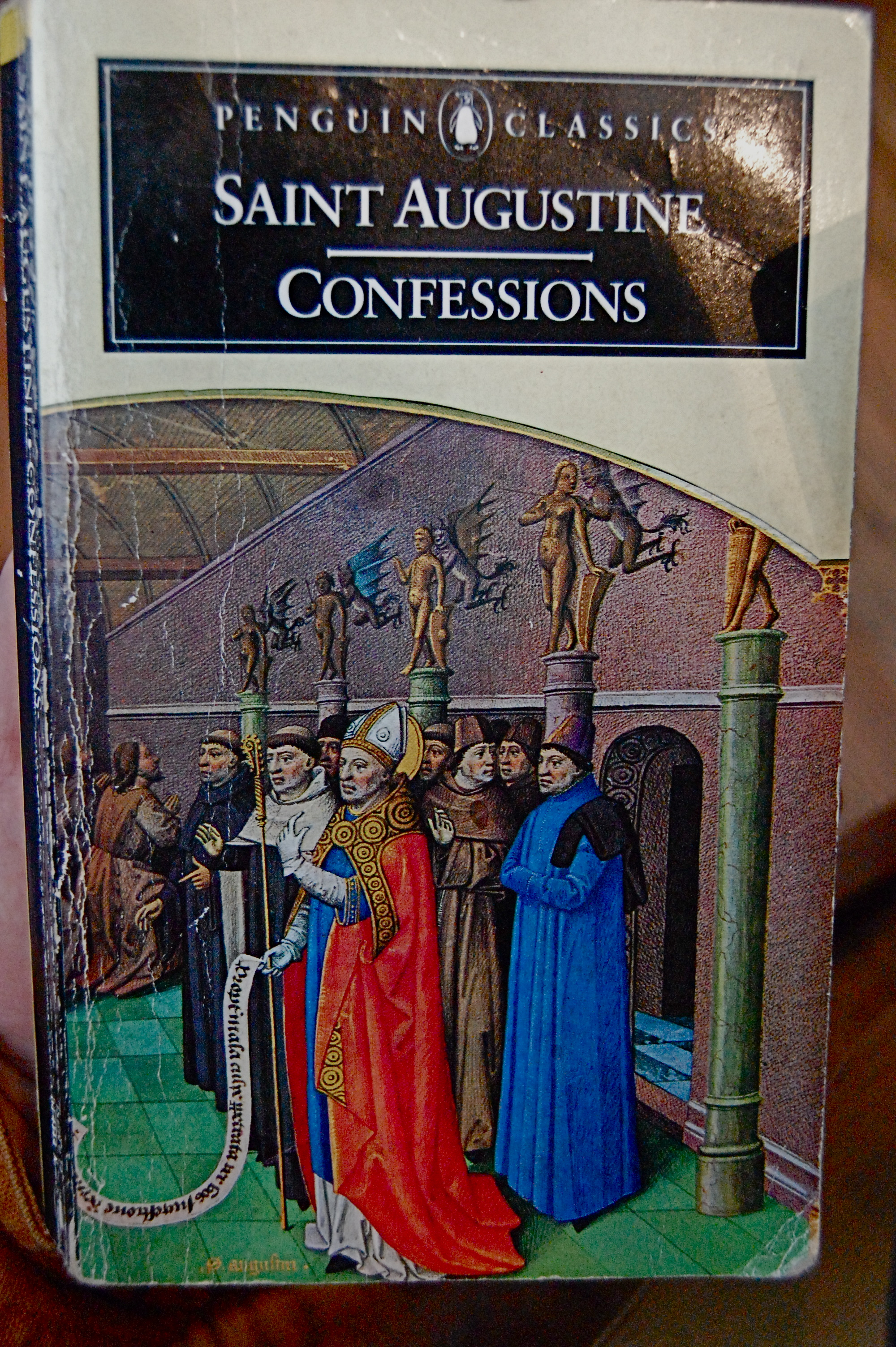 an analysis of st augustines confessions Find all available study guides and summaries for st augustine's confessions by saint augustine if there is a sparknotes, shmoop, or cliff notes guide, we will have it listed here.